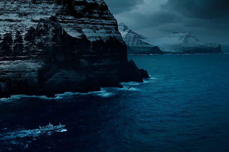 Faroe Islands seafood