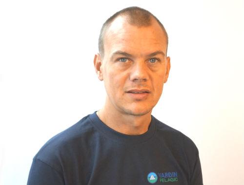 Helgi Eysturberg : Maskinmaður