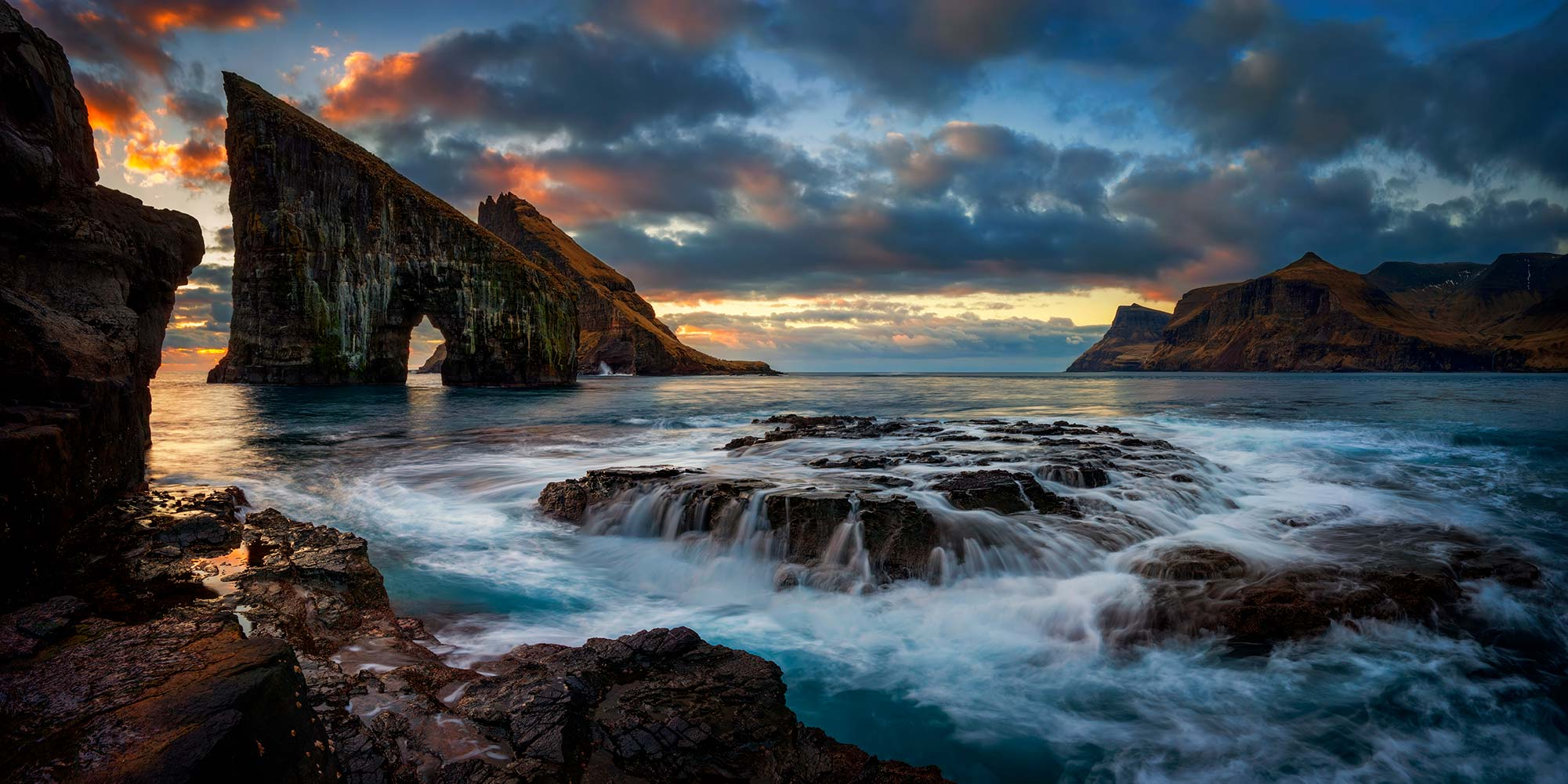 faroe islands sea