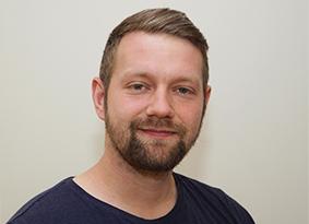 Gundur Johansen : Maskinlærlingur