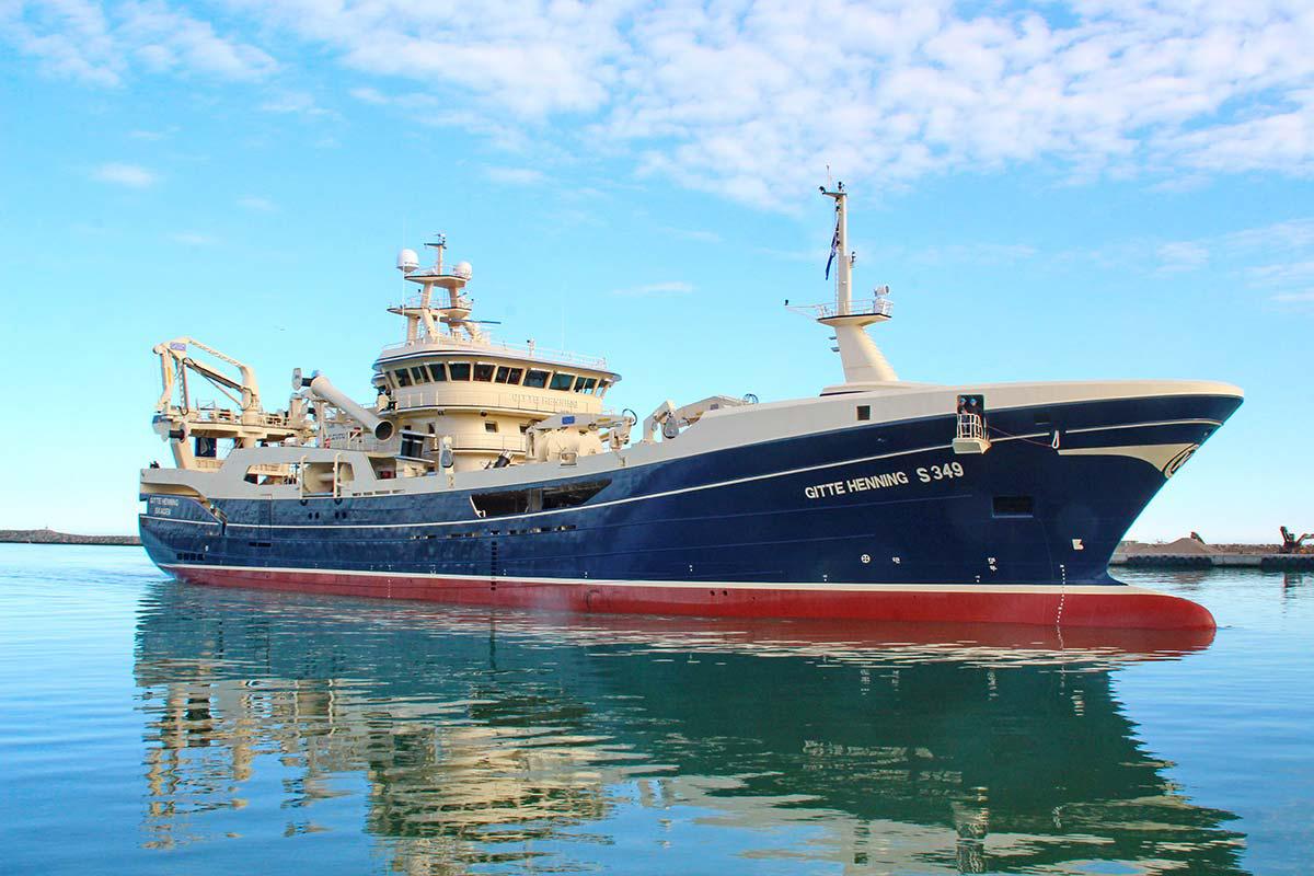 pelagic fishing vessel