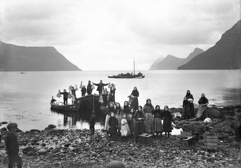 Seafaring nation